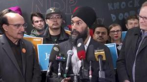 Federal NDP leader Jagmeet Singh under pressure to win Burnaby-South byelection